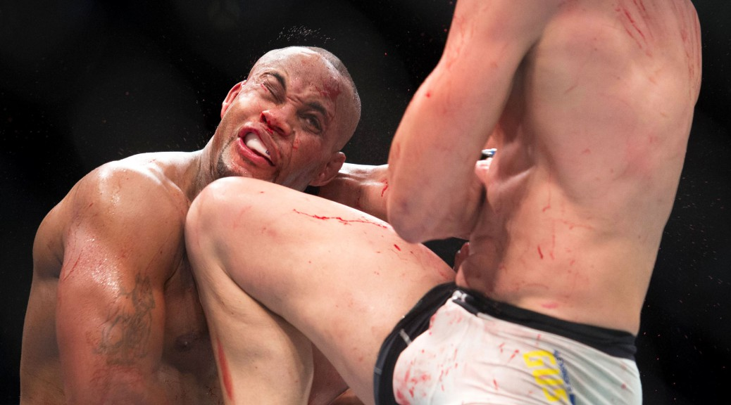 Gustafsson Cormier UFC 192