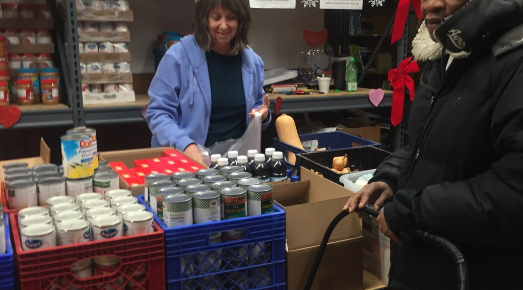 St. Ignatius Food Pantry