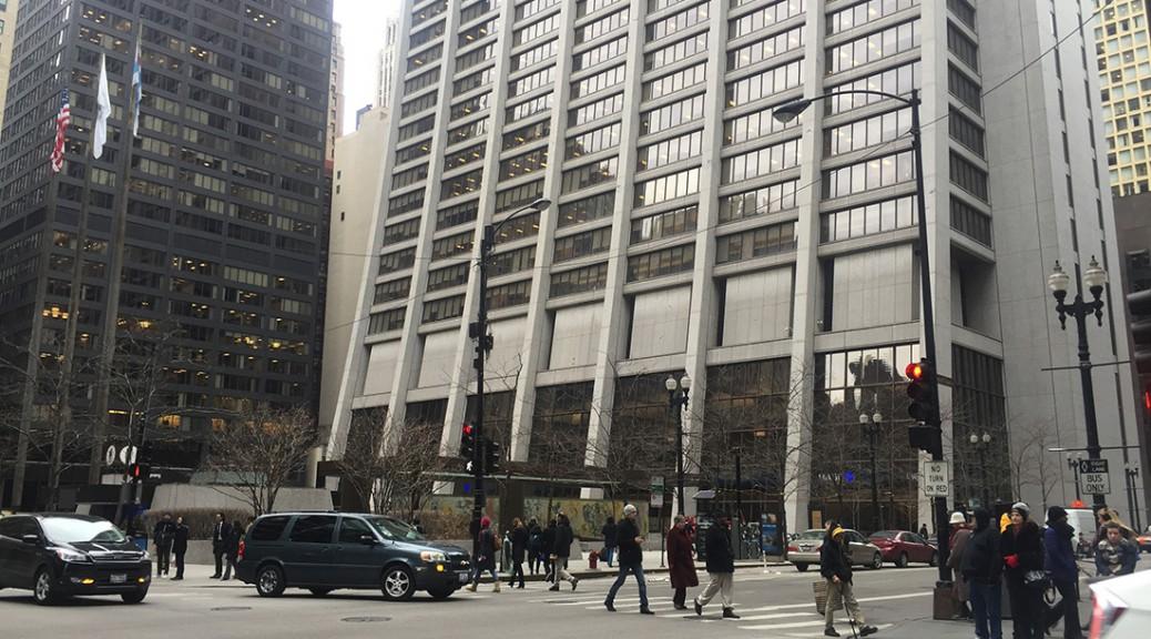Chicago's Exelon Corp. HQ