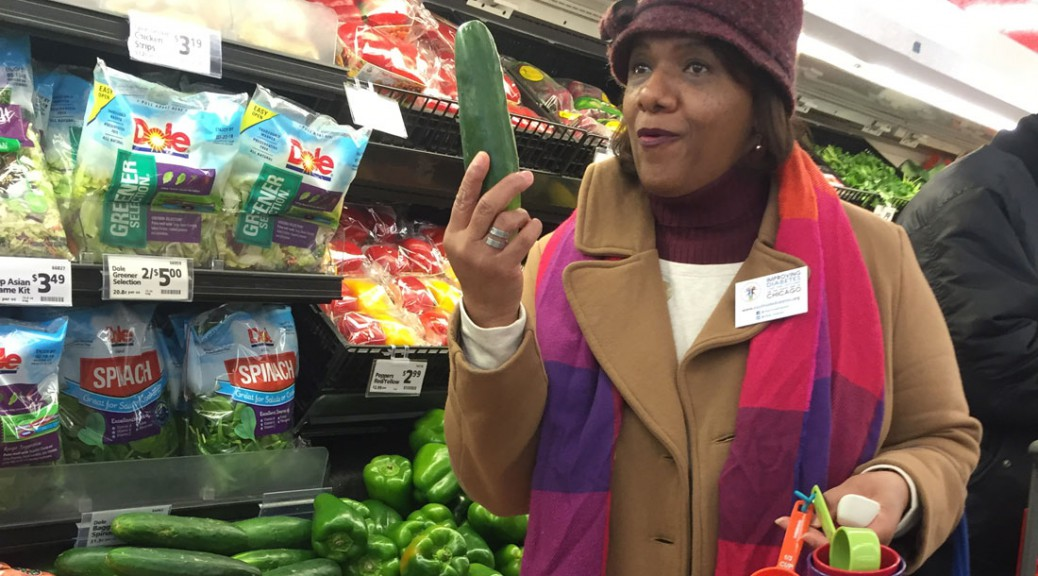 South Side Diabetes Project Grocery Store Tour