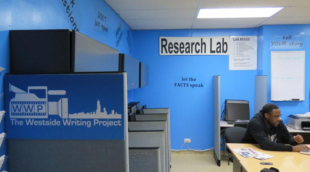 Westside Writing Project headquarters