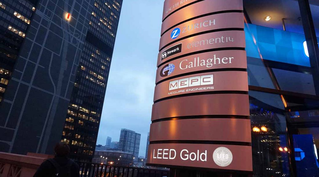 Arthur J. Gallagher & Co.'s Chicago office