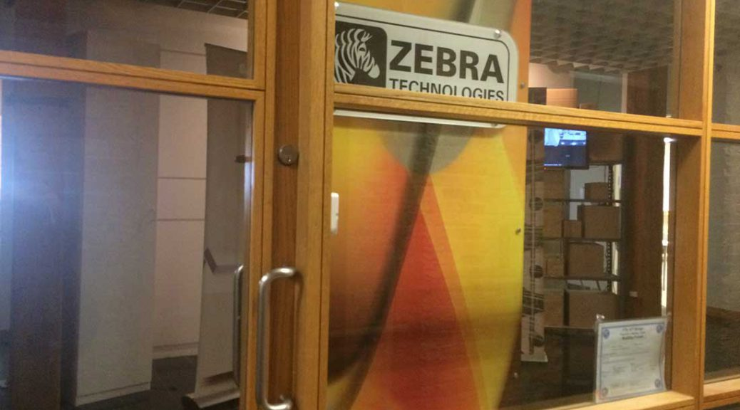 Zebra Chicago Office