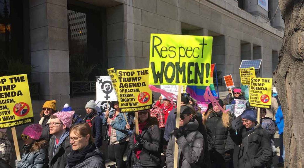 Chicago International Women's March