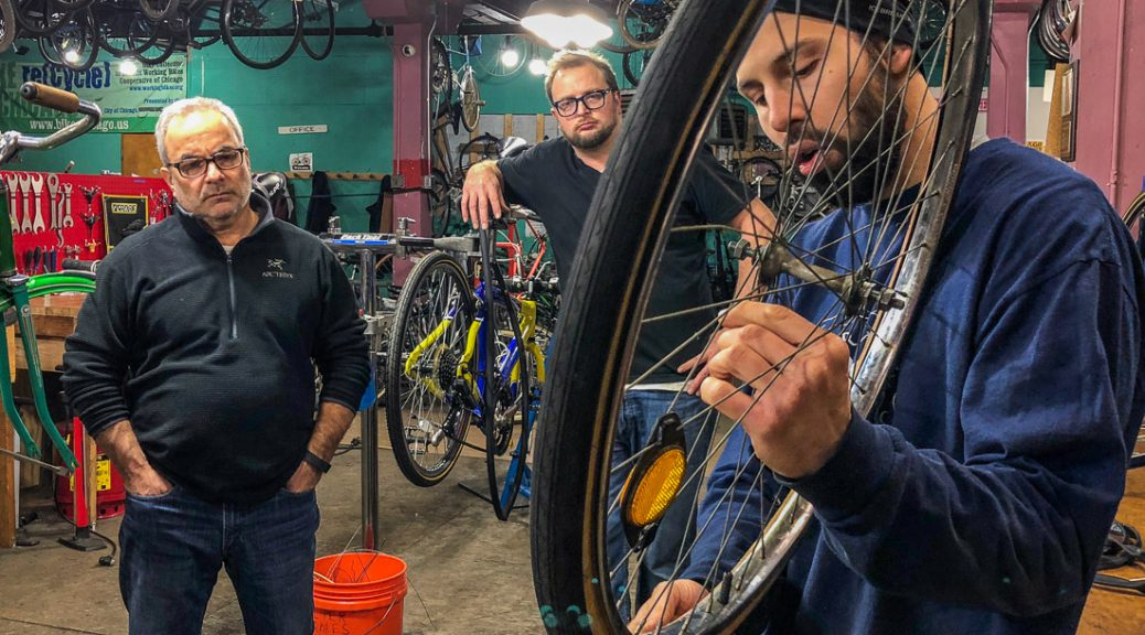 Working Bikes Winter Workshop