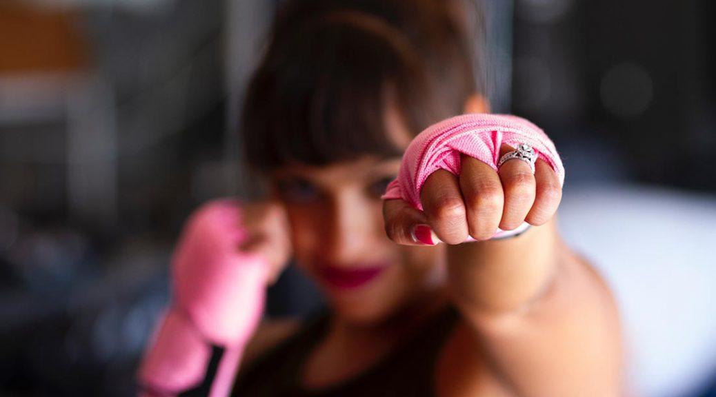 sarah cervantes boxing women