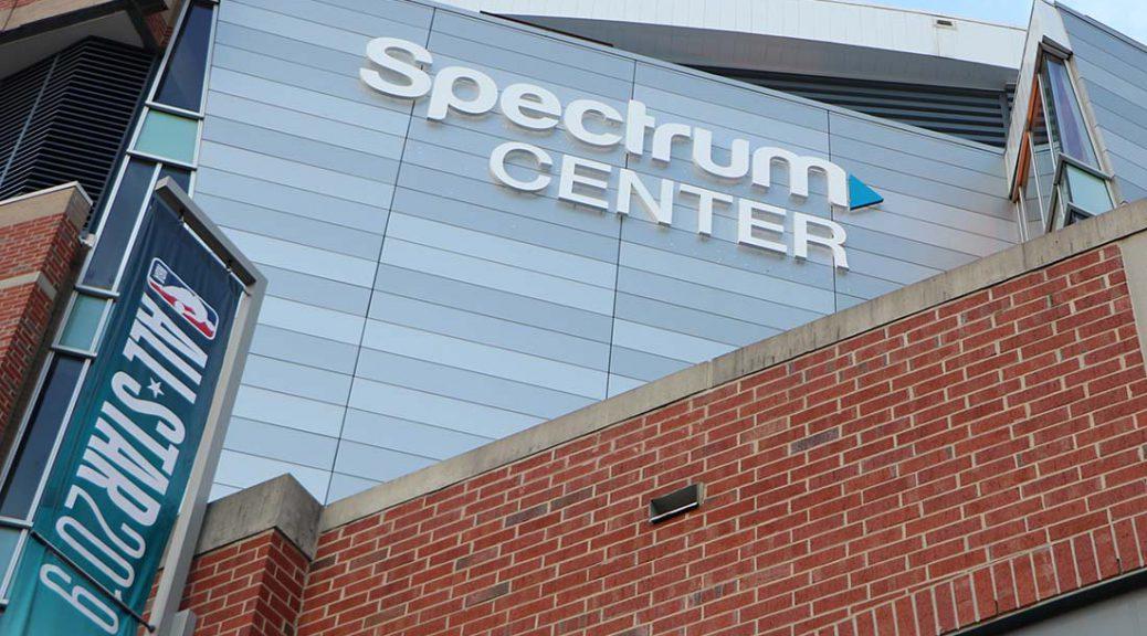 Spectrum Center, Charlotte