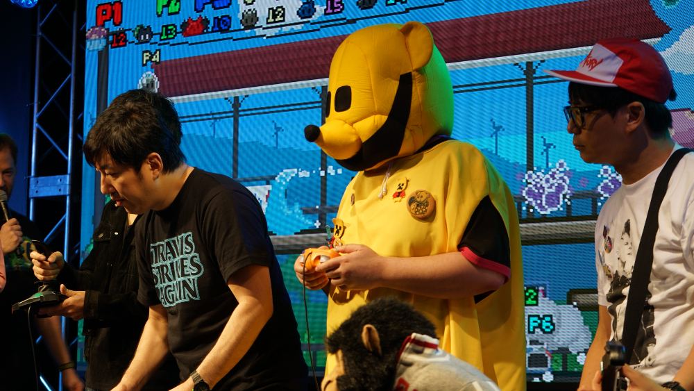 Japan video game
