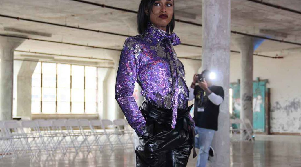 Trans Media and Fashion show