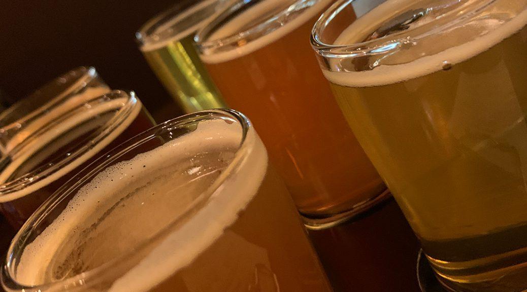 Beer Flight 1