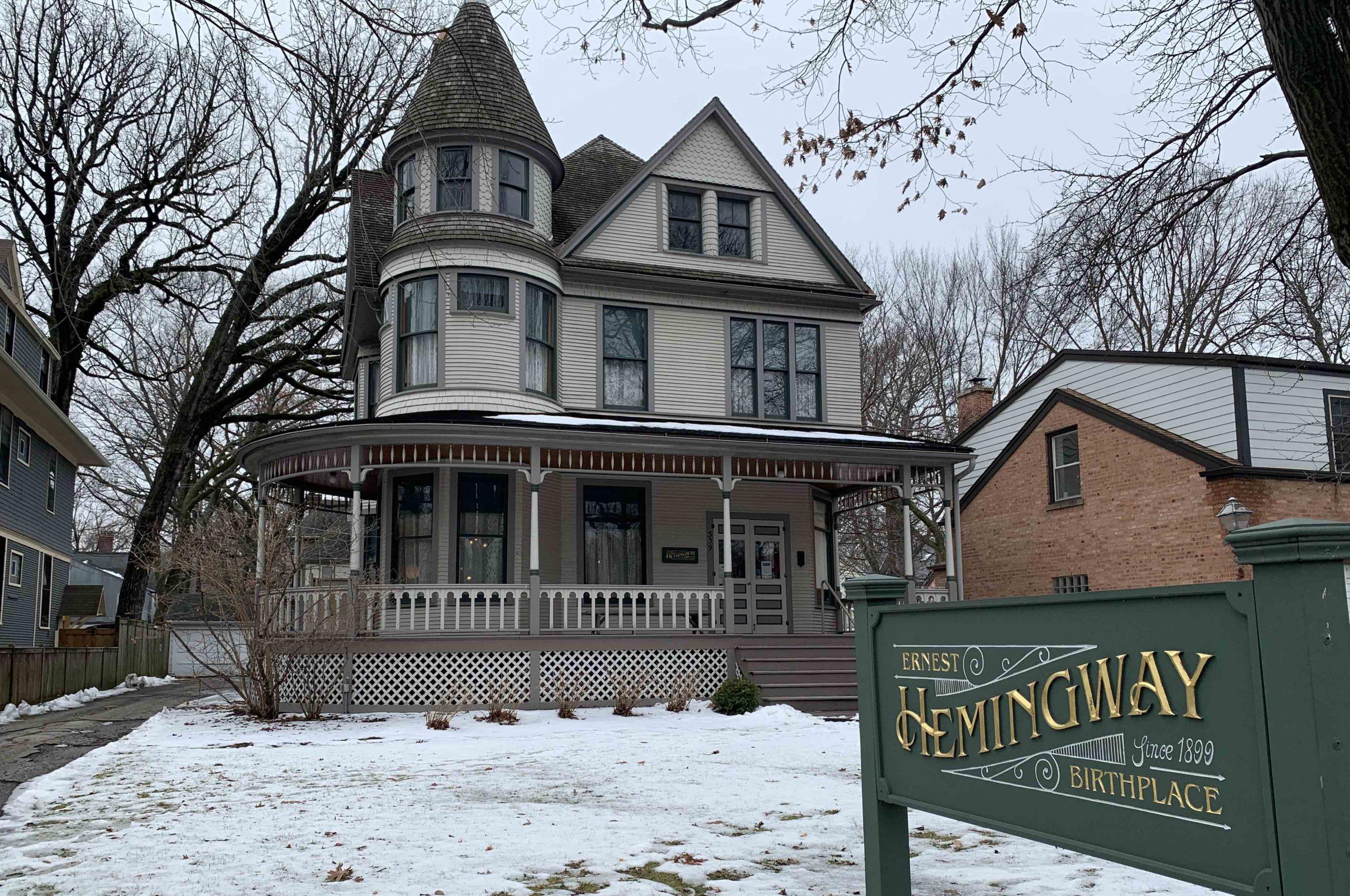 Hemingway Birthplace Museum