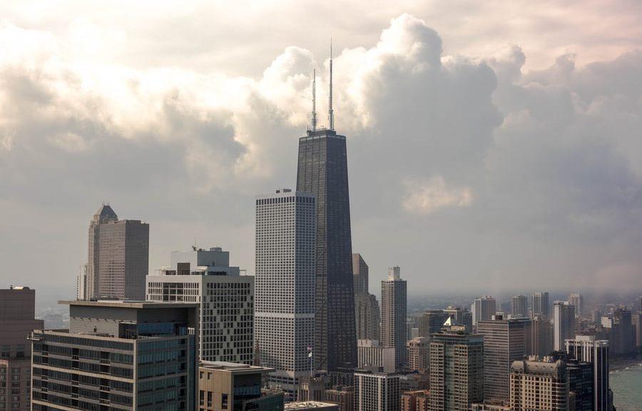 Hancock Skyline