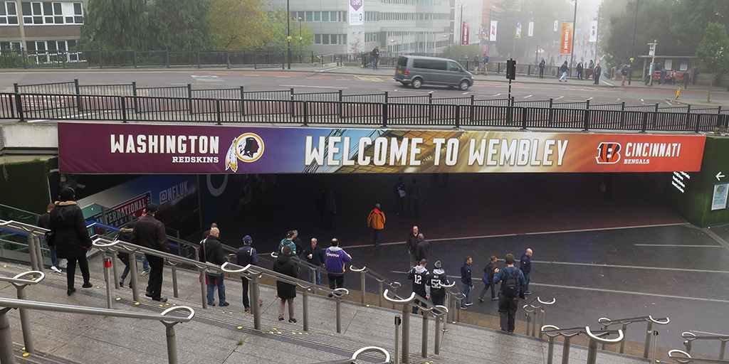 Why London is ready for an NFL team