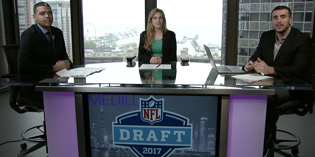 2017 NFL Draft show