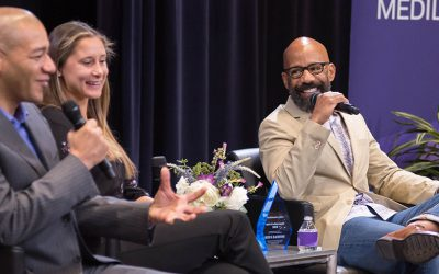 Blackistone inducted into Medill Hall of Achievement