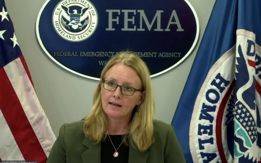 A month after Hurricane Ida, lawmakers call on FEMA to be more responsive