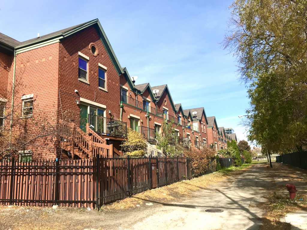 Chicago currently has a rental affordability gap of approximately 116,000 units