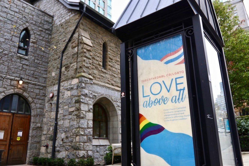 Love above all church