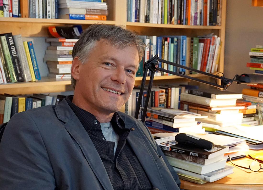 Duke Professor Dirk Philipsen