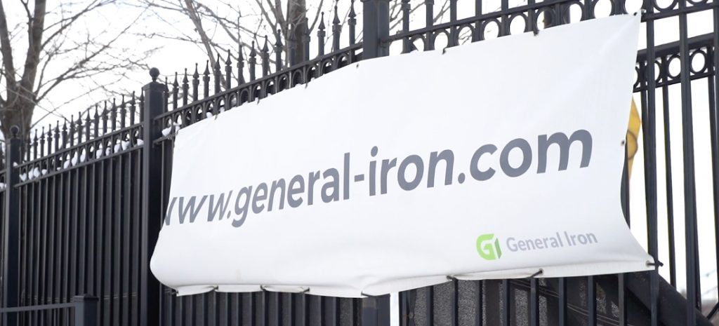 General Iron site