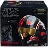 Star Wars Casco Electrónico Poe Dameron Hasbro