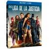Blu Ray + Dvd Liga De La Justicia