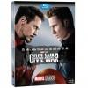 Blu Ray Capitán América Civil War Marvel