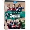 Blu Ray Avengers Era De Ultrón Marvel