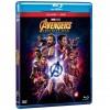 Blu Ray + Dvd Avengers Infinity War