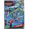 Marvel Playset Súper Colisionador Spider-Man  Hasbro