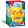 Nintendo Switch Pokémon: Let'S Go, Pikachu! + Poke Ball