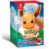 Nintendo Switch Pokémon: Let'S Go, Eevee! + Poke Ball