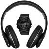 Kit De Reloj y Audifonos Para Caballero G-Shock