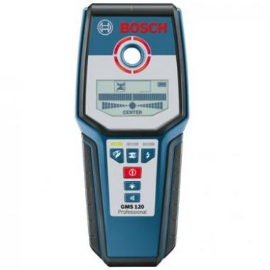 Detector Multimaterial Gms 120 Profesional