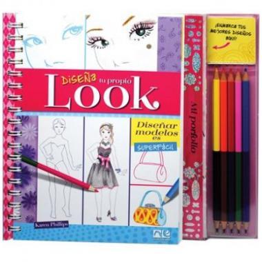 Libro- Diseña Tu Propio Look