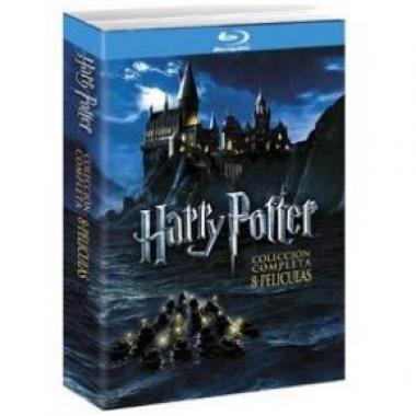 Blu Ray Harry Potter La Colección Completa