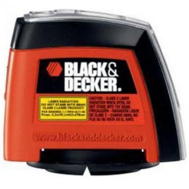 Nivel Laser Con Base Giratoria De 360º Black & Decker Modelo Bdl220s