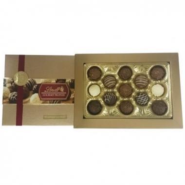 Estuche Gourmet Truffles Box 208 Grs Lindt