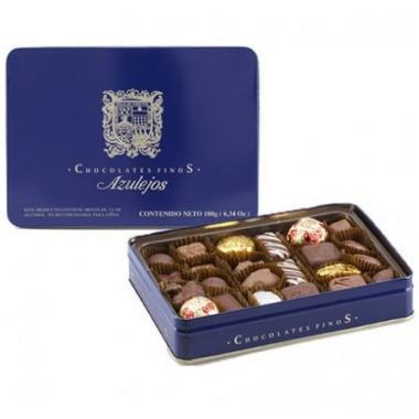 Caja De Chocolates 180 Gr Sanborns