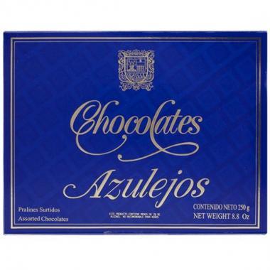 Caja De Chocolates Cartón Mediano 250 Gr Sanborns