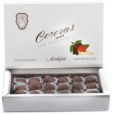 Caja De Chocolates Blanca Cereza 290 Gr Sanborns