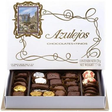 Caja De Chocolates Chica Tradición Sanborns