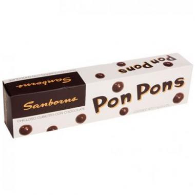 Estuche De 1 Kilo Chocolates Pon Pons Sanborns