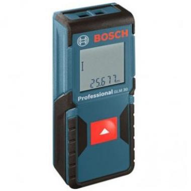 Medidor De Distancia A Láser Glm 30 Profesional Bosch