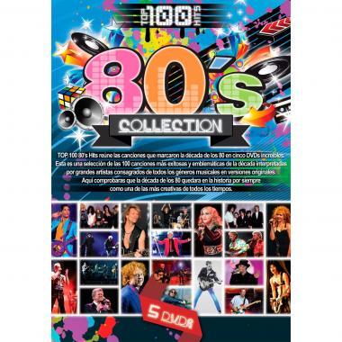 Dvd Box Set Top 100 Hits 80S