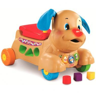 Fisher Price Perrito Aprende Conmigo Laugh And Learn Mattel