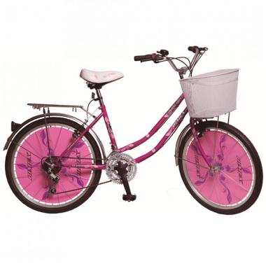 Bicicleta City Bike Lady R24 Bimex
