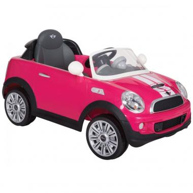 Montable Mini Cooper Rosa Prinsel