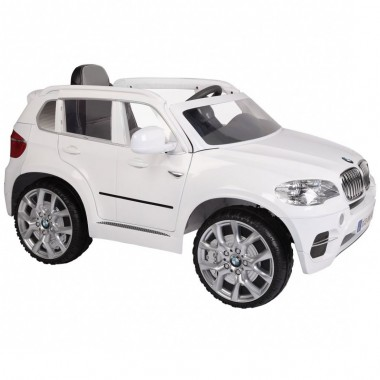 Montable Bmw X 5 Blanco Prinsel