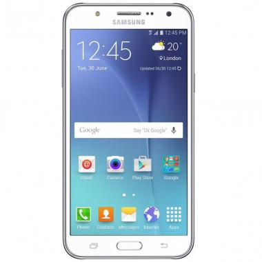 Celular Samsung J700 Galaxy J7 Color Blanco R9 (Telcel)